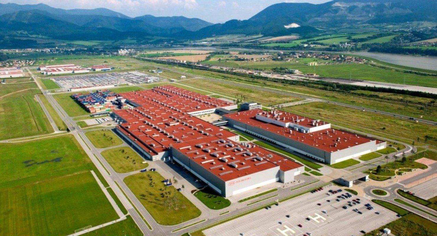 Kia выпустила в Европе четырёхмиллионный автомобиль Автомобили