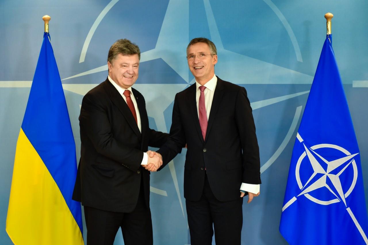 Украина как страна-аспирант НАТО - 13 лет потуг ради двух строчек на сайте