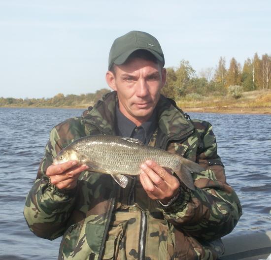 Рыболовные будни