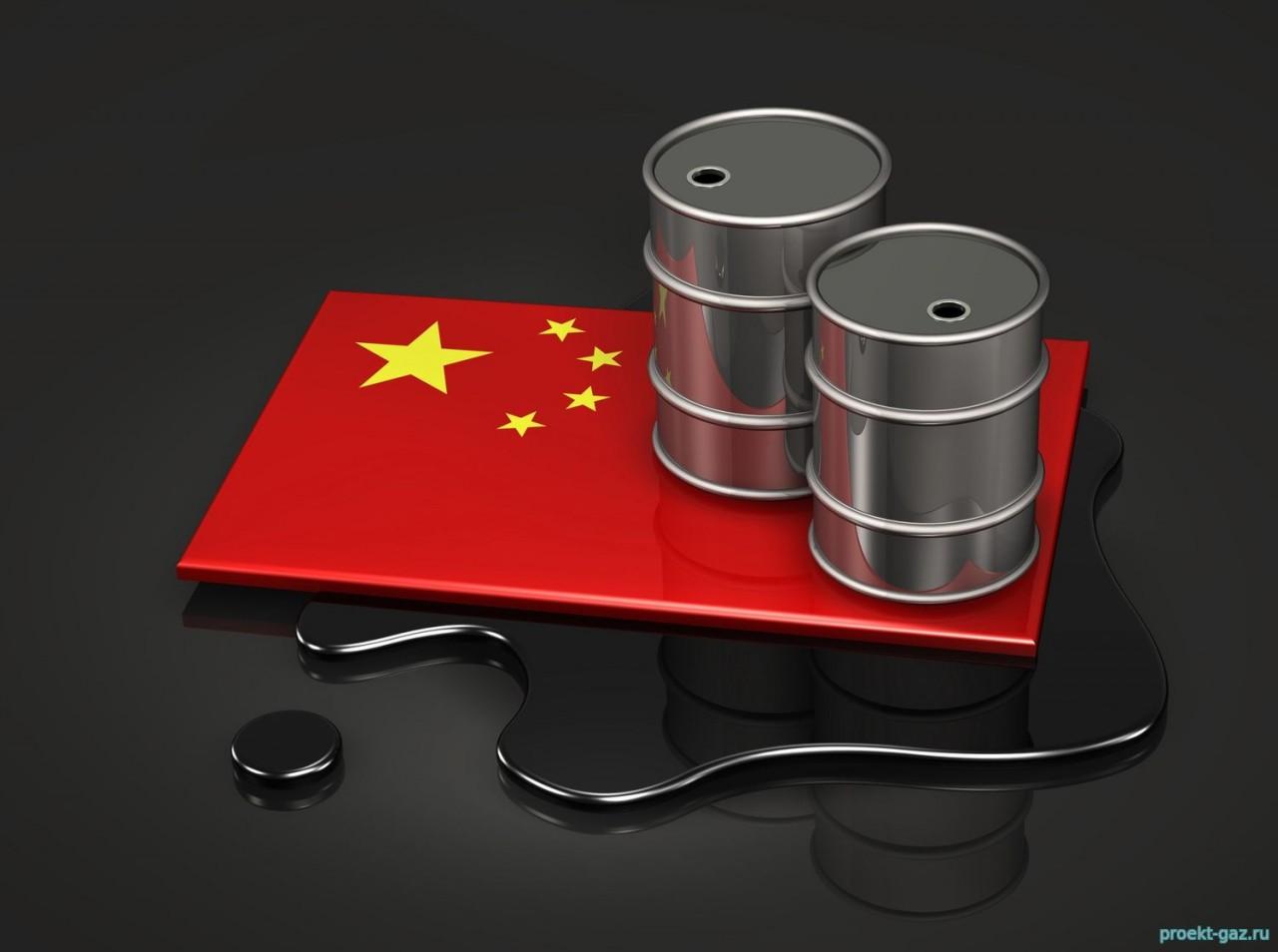 Китай за 8 месяцев увеличил …