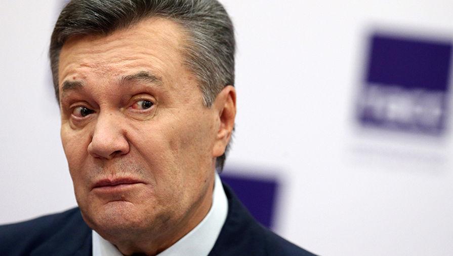 Янукович обратился к украинц…