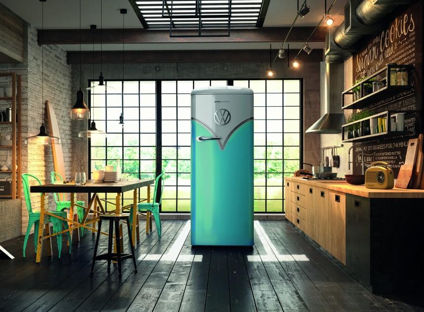 Volkswagen выпустил холодильник