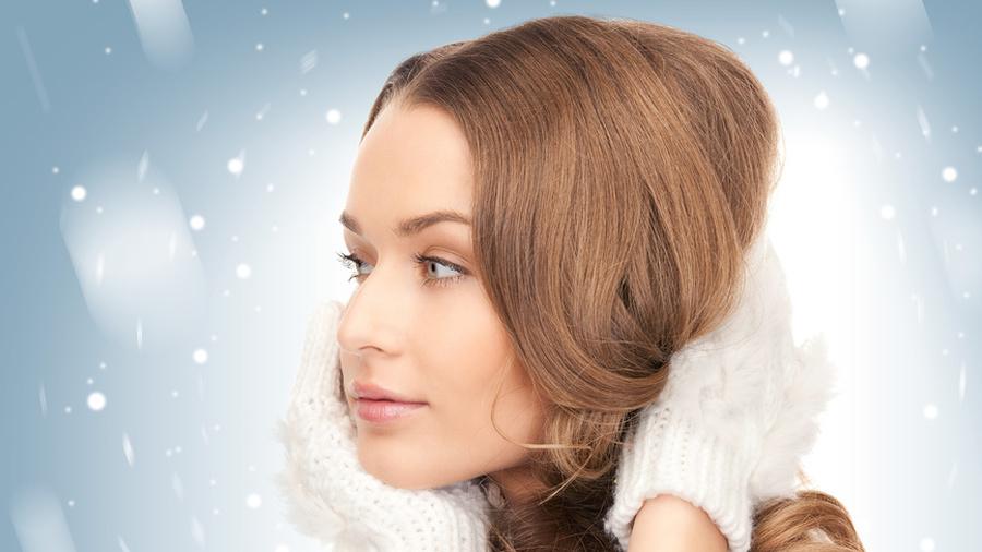 Зимние волосы