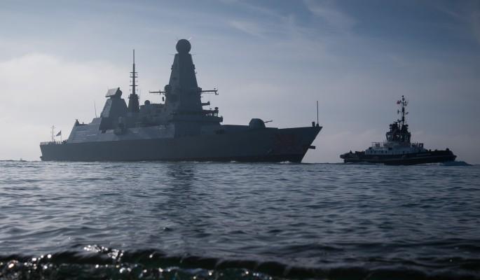 Арестовать моряков НАТО