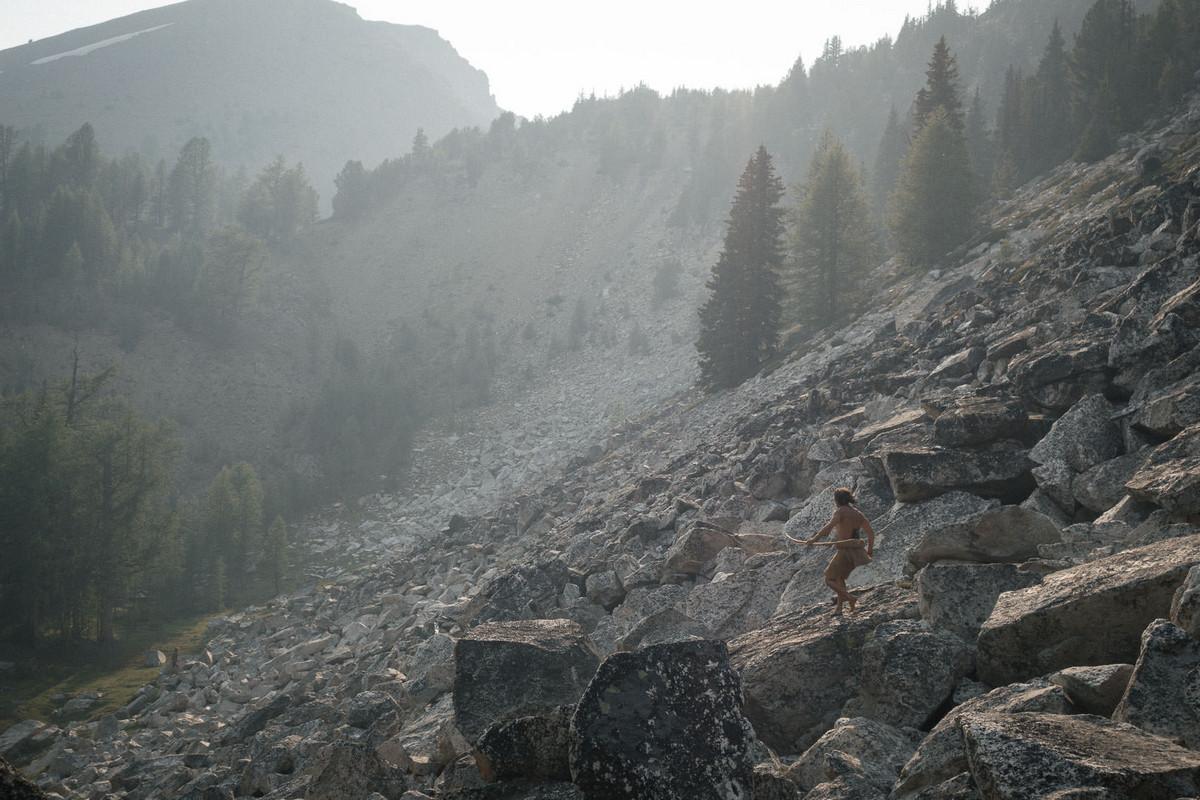 Назад в палеолит: охотники-собиратели 21-го века в фотопроекте «Живущие дикими» 25