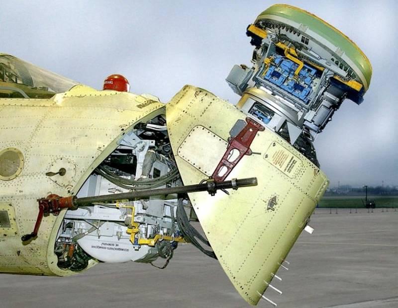 Радар Н035 «Ирбис» превратил Су-35 в лучшего «охотника за невидимками» Техно
