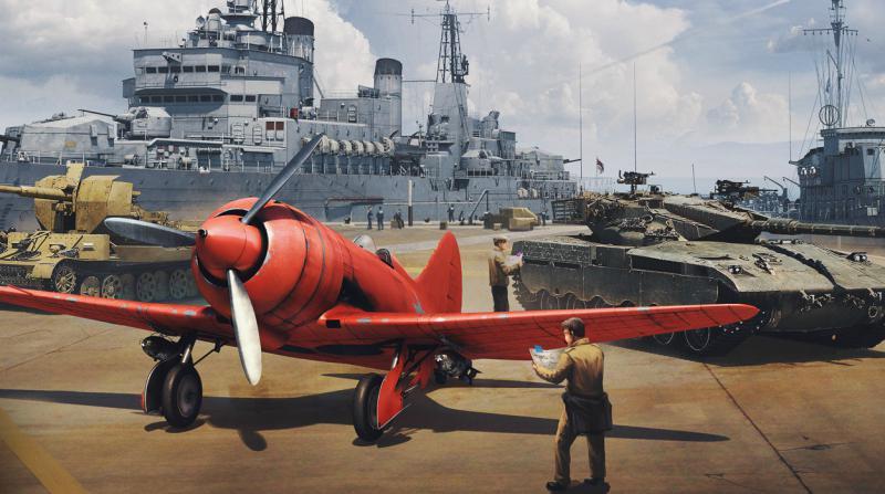 В War Thunder требуются авиатехники с опытом работы Action,War Thunder,Игры