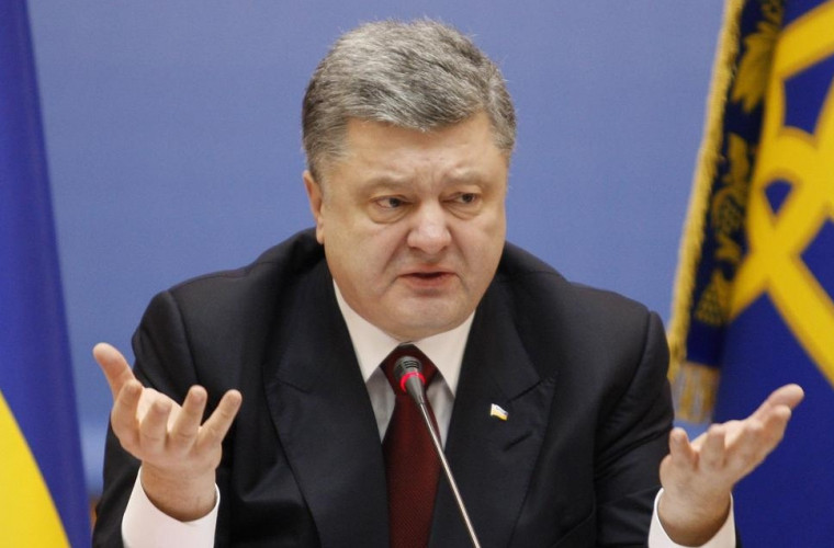 Украинцы не готовы отдать свой голос за Порошенко, будь он даже последним политиком на Земле