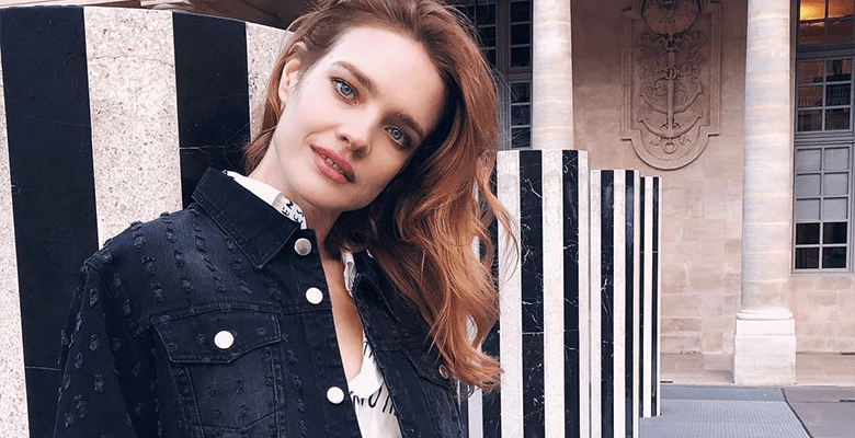 Наталья Водянова показала ро…