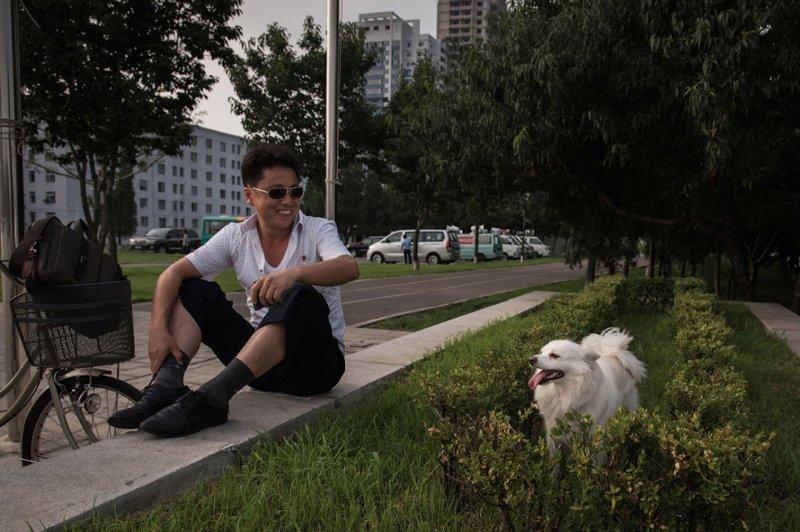 Пхеньян Пхеньян, северная корея, фоторепортаж