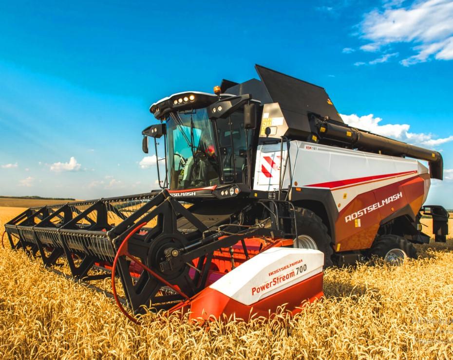 Российские трактора пользуются большим успехом на Западе