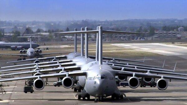 Авиация НАТО на базе Инджирлик