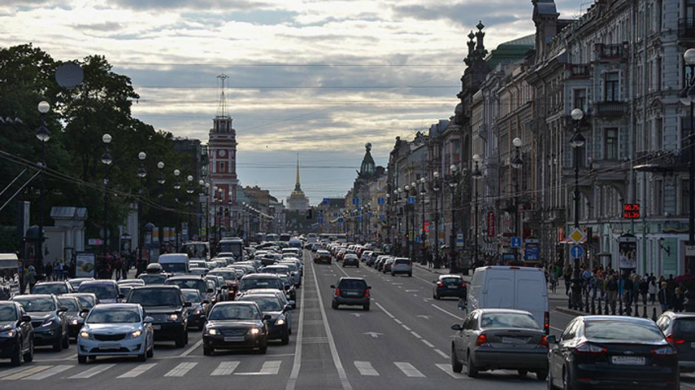 Улицы в центре Петербурга перекроют из-за съемок фильма «Медея» Общество