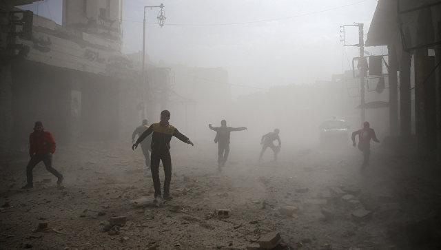 Новости Сирии. Сегодня 7 февраля 2018