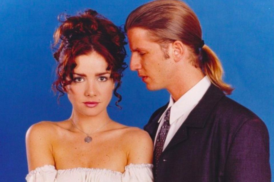 «Дикий ангел» — как изменились звезды культового сериала спустя 20 лет