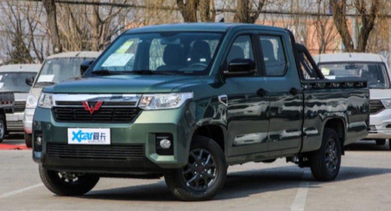 Аналог УАЗ Пикап за 660 тысяч рублей от General Motors ставит рекорды продаж Автомобили