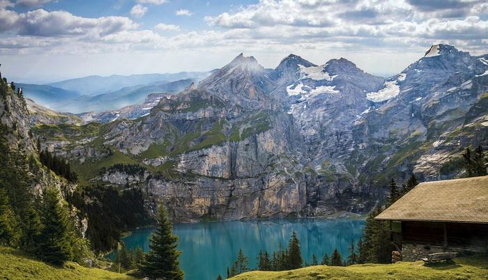 Страна альпийских долин и озер