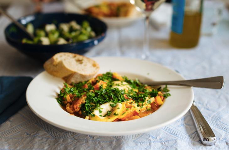 8 блюд из яиц, которые вы еще не пробовли