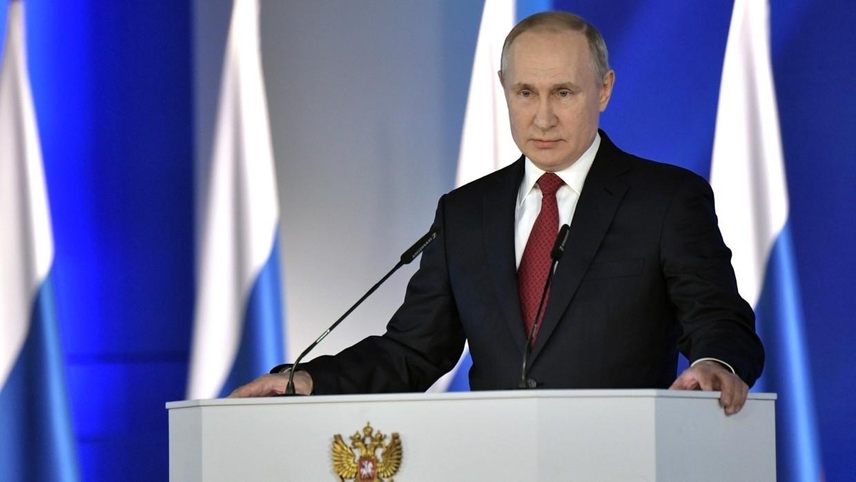 Владимир Путин похвалил подписавшие контракты с Газпромом страны Экономика