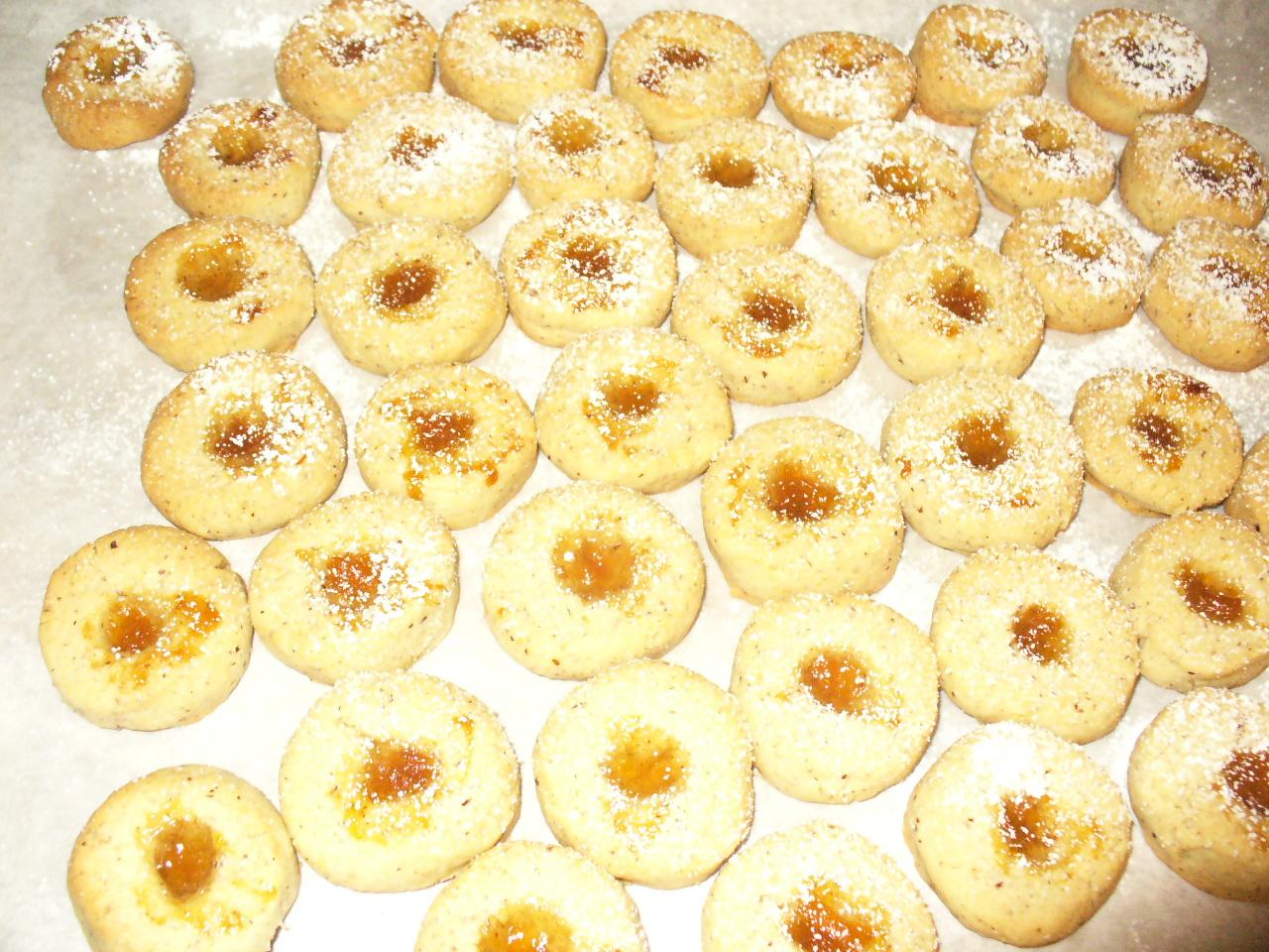 Хузаренкрапфен или ореховое печенье ( рецепт из Германии)