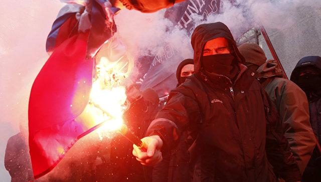 Атака на Россотрудничество подтверждает факт поддержки русофобии на Украине — Лукашевич