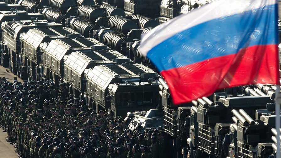 Немец о России: «Грянет гром и Россия поднимет всех своих богатырей. Тогда никому не убежать»