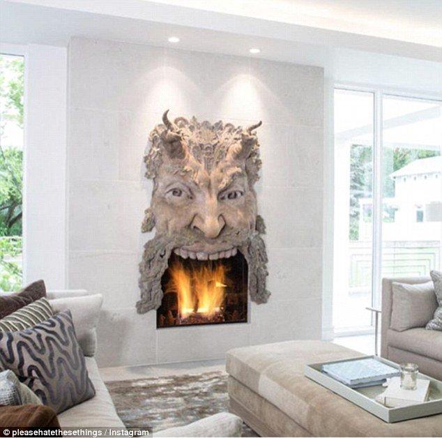 6. безвкусица, дизайн для дома, и такое бывает, инстаграмм, интерьер, интерьер и декор, интерьер квартиры, интерьеры