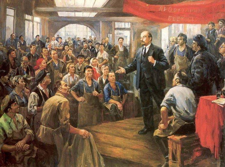 Владимир Ильич Ленин: правда и мифы