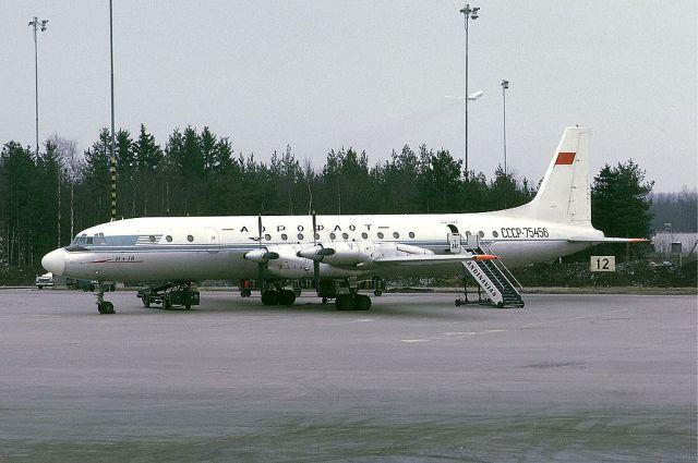 Апрельская трагедия. Как летчики пытались спасти ИЛ-18 под Ленинградом
