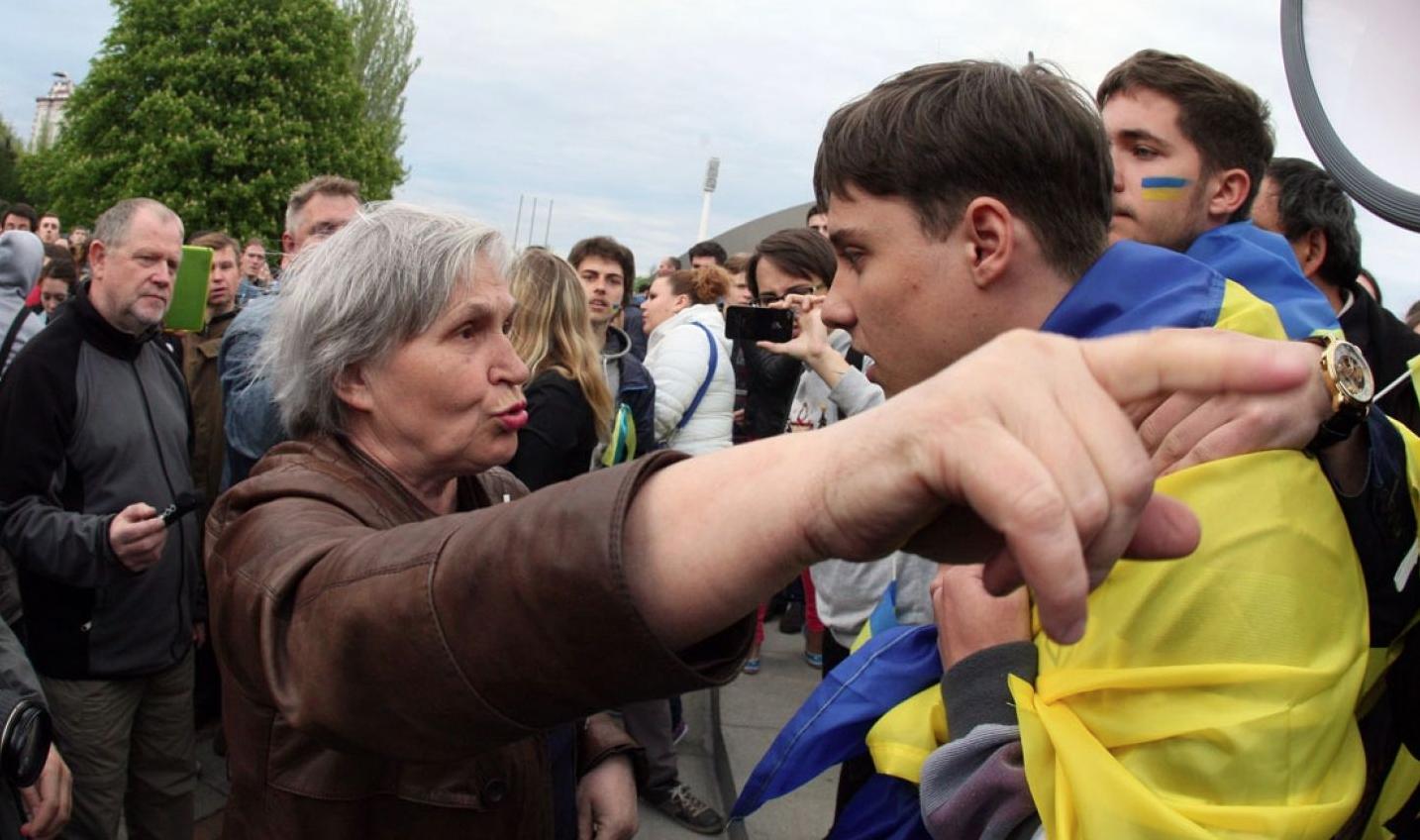Не владеющие родным языком украинцы останутся без работы