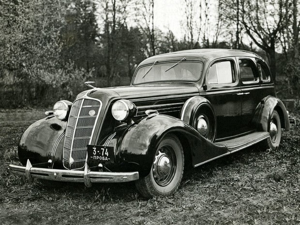 На зависть капиталистам: 5 самых роскошных советских автомобилей авто,автомобиль