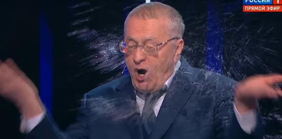 "Жириновский: Собчак ""б..."", …"