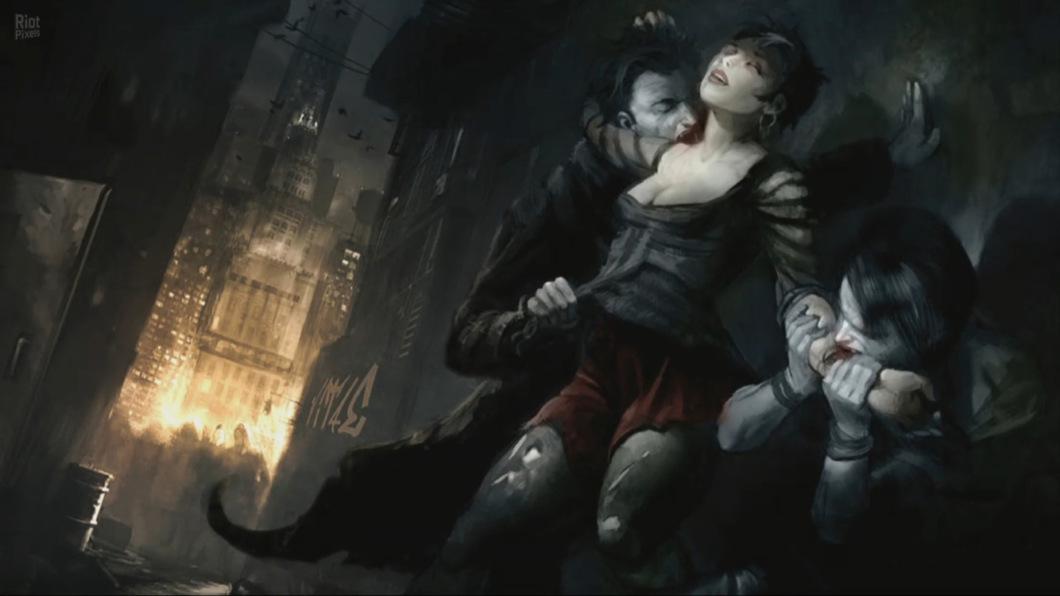 И вампирам приходит конец: как появилась вселенная «Мира Тьмы»