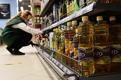 Подсчитаны потери от регулирования цен на подсолнечное масло Экономика