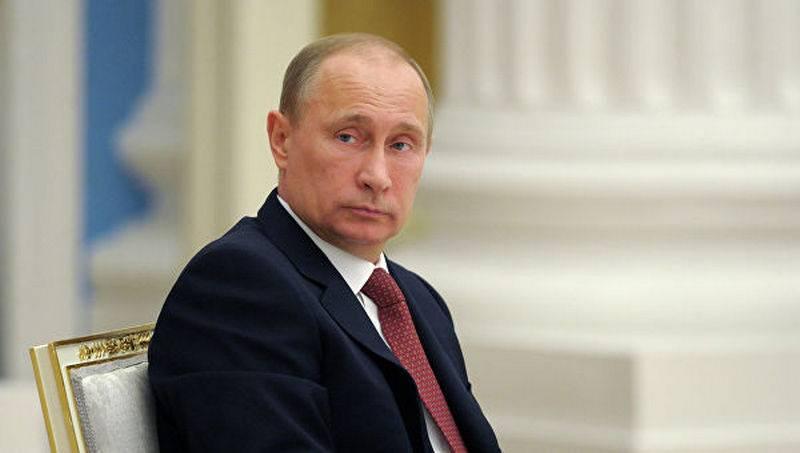 Bloomberg: правительство не верит в обещания Путина