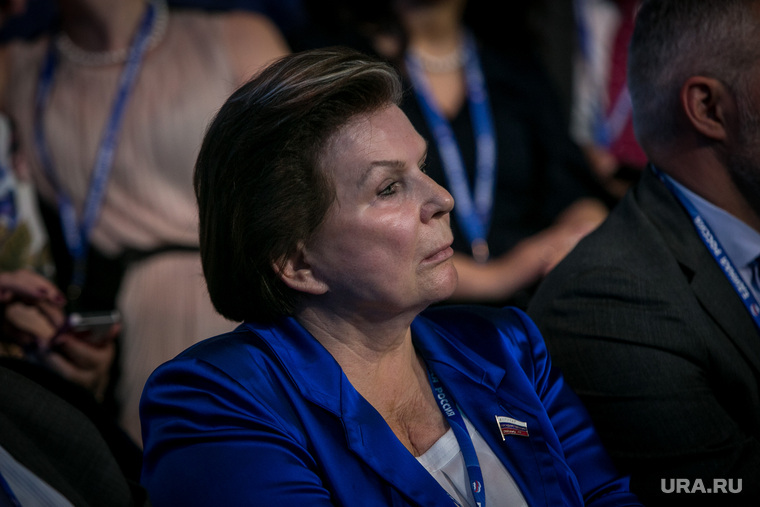 СМИ раскрыли размеры пенсии Терешковой и других космонавтов РФ