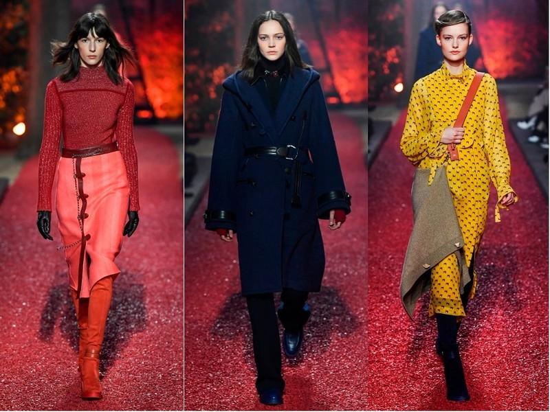 Hermès осень-зима 2018-2019