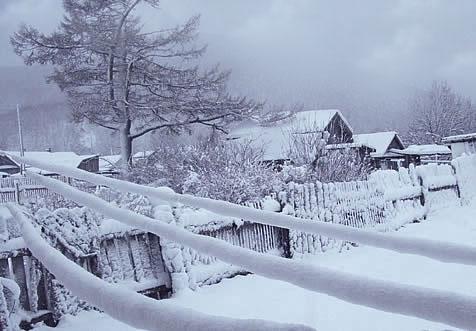 НАСТРОЙ ДНЯ. Наша зима