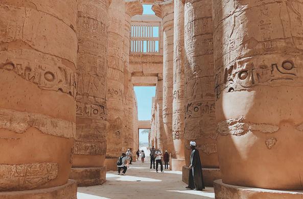Египет открылся для российских туристов