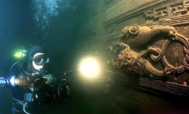 Двойники Атлантиды: 4 древних города, которые ученые уже нашли под водой