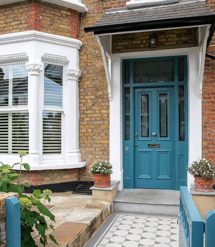 Воплощение красоты и уюта: дом в Лондоне