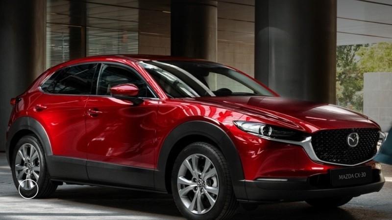 Автоконцерн Mazda прекратит продажи кроссовера CX-30 в России Экономика