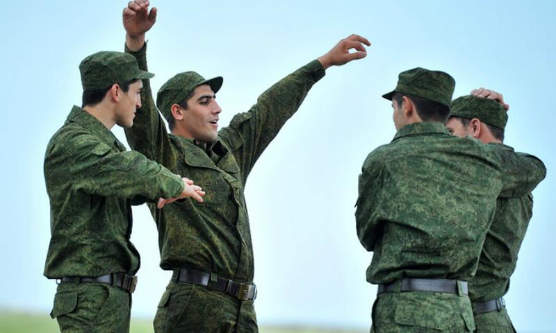 На всем Северном Кавказе ввели практику поручительства за призывников