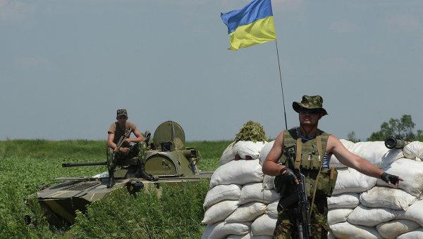 Киев готовит наступление на Донецк