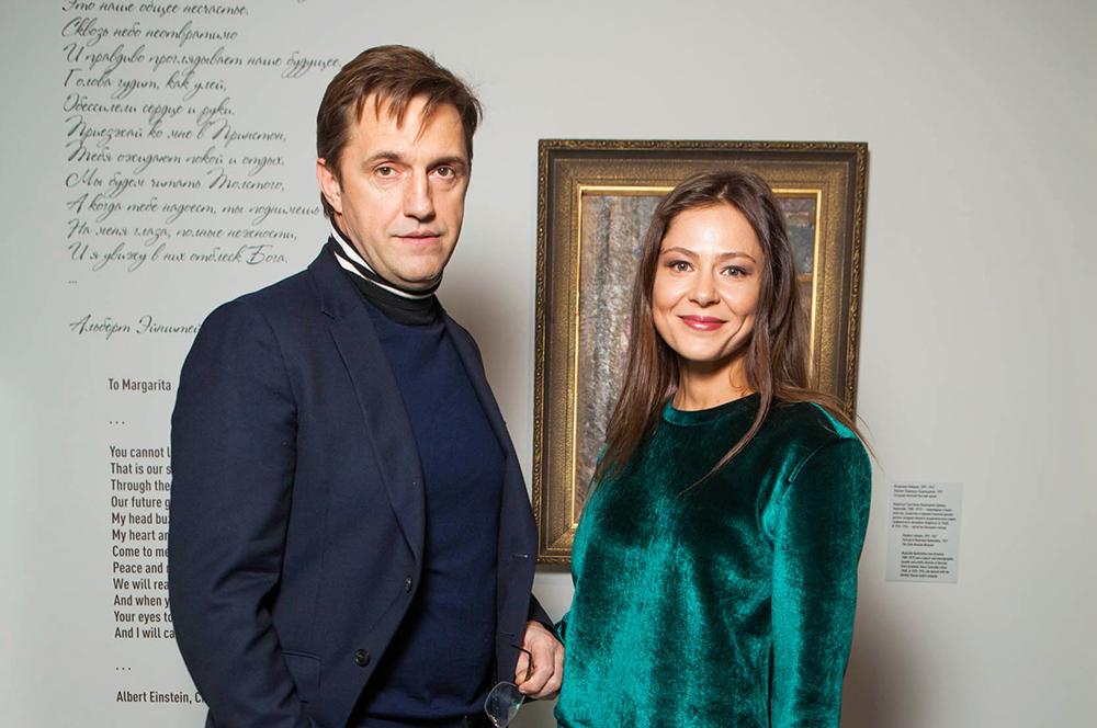 Владимир Вдовиченков, Елена …