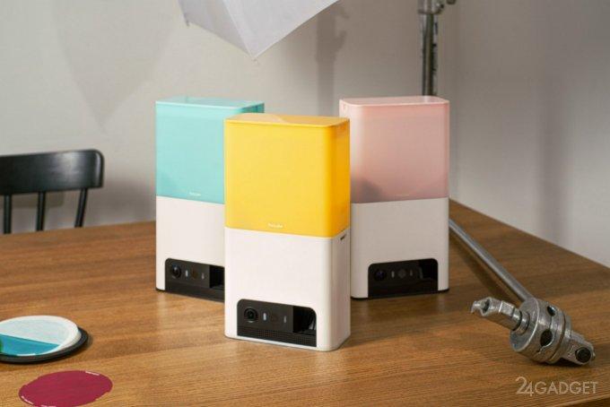 Умная камера Petcube Bites 2 Lite со встроенной кормушкой для домашних животных будущее,бытовая техника,видео,гаджеты,мобильные телефоны,наука,смартфоны,техника,технологии,электроника