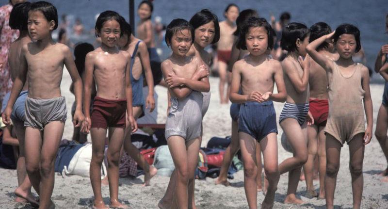Северная Корея в период с 1979 по 1987 годы