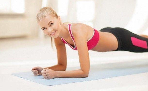 Идеальное тело за один месяц: 7 простых упражнений для красивой фигуры