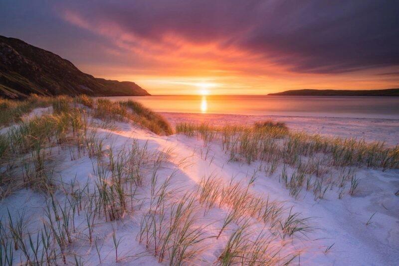 Неземные виды Туманного Альбиона Англия,Великобритания,пейзажи