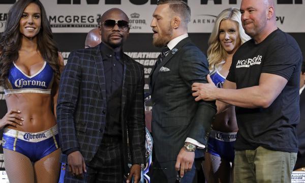 Бой Флойда Мейвезера и Конора Макгрегора в MMA не состоится